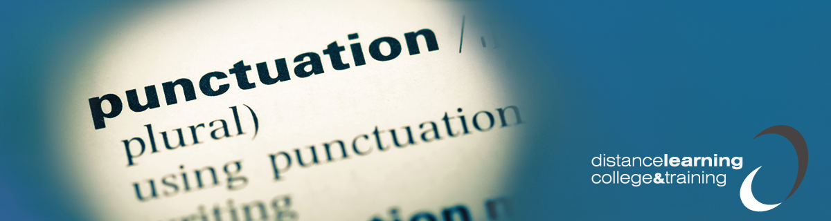 The right way to use punctuation like a pro
