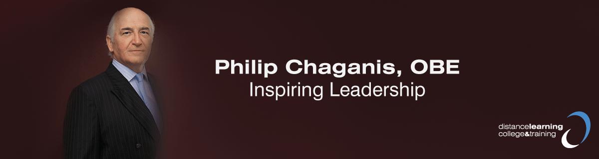 Inspiring Leadership by Philip Chaganis OBE